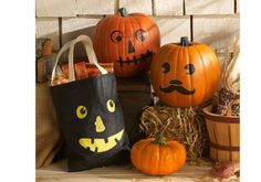 Halloween Faces Paper Die Cuts with Martha Stewart Crafts