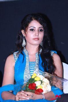Sandra Amy at Kuttram Kadithal Audio Launch