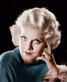 Jean Harlow | Flickr: Intercambio de fotos