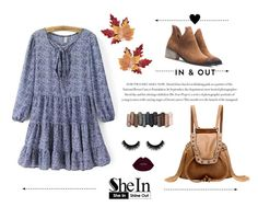 """""""Shein*17"""" by mirelagrapkic ❤ liked on Polyvore featuring Envi, Urban Decay, Croft & Barrow and shein"""