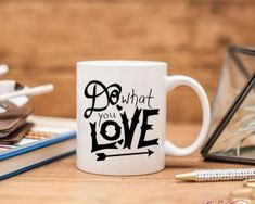Hand-Lettered Do What You Love Cut File