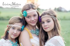 Tweens | Model Shoot 8/2013 | Living Waters Photography by Mary Holt