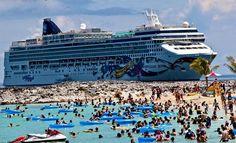 Bahamas adventure - cruise to Bahamas