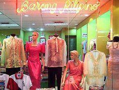 Barong Pilipino First floor, Ali Mall, Cubao, Quezon City Tel. Barong, Filipiniana, Quezon City, Mall, Leather Jacket, Floor, Recipes, Jackets, Shopping