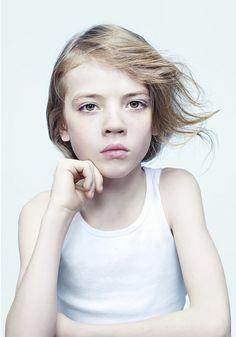 Portraits by Genevieve Caron
