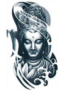1-лист-Arm-временные-татуировки-будда-татуировки-стикер-мужчины-боди-арт-tatuajes-dorados-tatuagem.jpg (375×494)