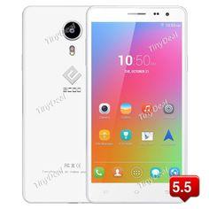 "ECOO E02 Pro 5.5\"" IPS HD OGS Android 4.4 MTK6592 Octa Core 3G Unlocked Phone 13MP CAM 2GB RAM 16GB ROM P07-EOE02P"