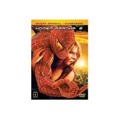 Homem Aranha 2 - Edição Especial - 2 DVDs-R$11.99