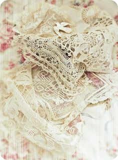 Lovely lace...