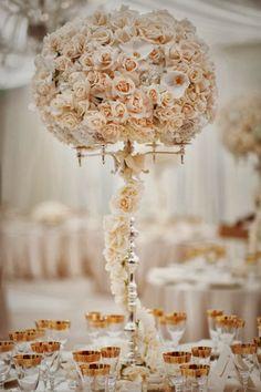 The Best Wedding Centerpieces of 2013 | bellethemagazine.com