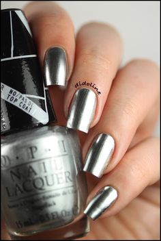 OPI - Collection Gwen For OPI ~ Didoline's Nails