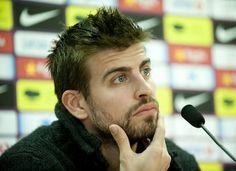 "Gerard Piqué, FC Barcelona    ""Si seguimos a este nivel, la Liga no se escapará"". [03.12.12]"