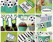 Great party printables for kids birthdays, holidays and Christmas! All shop items are 40% off!