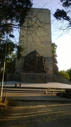 Monumento al General Alvaro Obregón