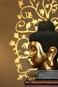 buddha head - photo by apartmentf15