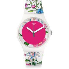 Swatch Fiorinella horloge