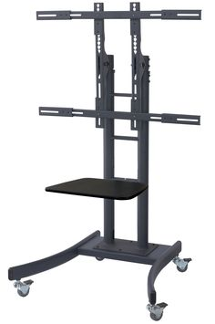 Universal Mobile Heavy Duty Tv Cart Tv Stand With Mount