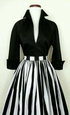 Vestidos 1950's  fashion dress