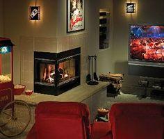 Heatilator CL-CR 36 Wood Fireplace