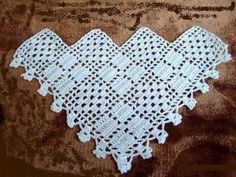 Crochet Dollies, Rugs, Create, Decor, Dish Towels, Vintage Crochet, Crochet Table Runner, Craft, Crochet Blocks