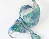 Metal dog sculpture - Contemporary metal art sculpture - Unique home decor -  Wire mesh sculpture, via Etsy.