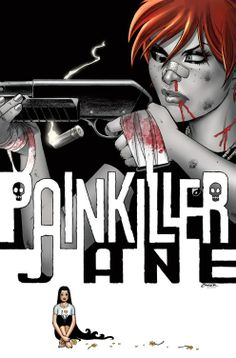 Artwork from #PainkillerJane.  Read the interview with co-creator Jimmy Palmiotti