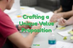 Crafting a Unique Value Proposition for your startup ain't easy. Be sure to check out my simple tips on how to craft one quickly and test it.