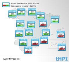 Los hoteles en Castilla y León bajan los precios en enero de 2014 http://www.revcyl.com/www/index.php/cultura-y-turismo/item/2496-los-hoteles-en-castilla-y-le%C3%B3n-bajan-los-precios-en-enero-de-2014