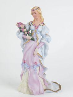Lenox fine porcelain figurine Princess Beauty Legendary Princesses 1993 Ltd. Ed.