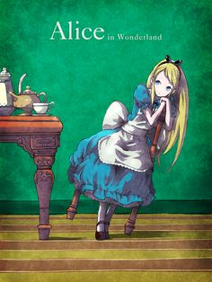 absurdity in lewis carolls alice in wonderland Alice's experience with her makes the reader laugh at the absurdity of such a character  in lewis carroll's novel alice in wonderland, alice is curious,.
