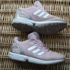 Items for sale by Adidas Originals Zx Flux, Trainers, Adidas Sneakers, The Originals, Pink, Shopping, Clothes, Shoes, Fashion