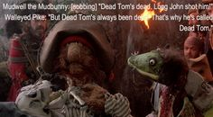 Muppet Treasure Island - Seriously, it's in my top 20 I'd say