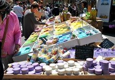 Aix-en-Provence on Saturday market day.