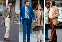 american hustle - 70s men's fashion