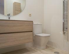Reforma baño Toilet, Vanity, Bathroom, Professional Photography, Fotografia, Dressing Tables, Washroom, Flush Toilet, Powder Room