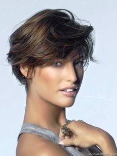 Cute Short Hairstyles : My picks of the month ~ Cute Girls Hairstyles