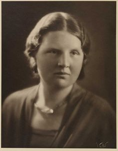 Portret van Prinses Juliana, 1933