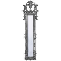 Howard Elliott Thackery Nickel Mirror 43022N