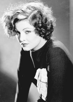 Myrna Loy, 1935.