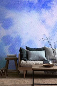 Watercolor Mural Ove