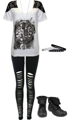 """Untitled #650"" by bvb3666 ❤ liked on Polyvore"