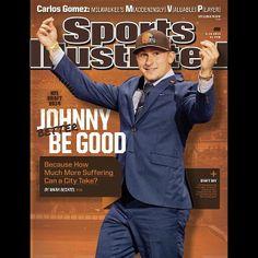 Love the headline Johnny better be good lol