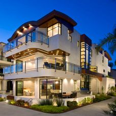 contemporary exterior by Kollin Altomare Architects