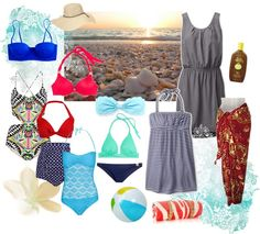 WHAT TO WEAR///Suit Up! What is a trip to Myrtle Beach without a day on the beach? Suits of all styles are welcome on our beaches! Express yourself with mix-n-match bikinis and creative one-pieces! Read more for other summer styles!