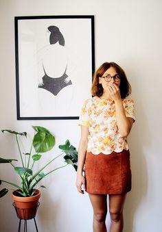 girls in glasses fashion