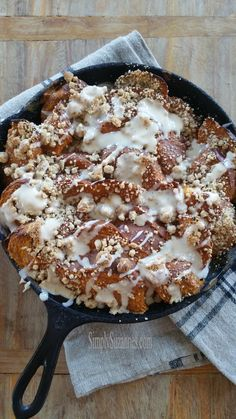 Simply Suzanne's AT HOME: the ultimate holiday brunch . . . baked french toast, brown sugar bacon, sweet potato hash and more