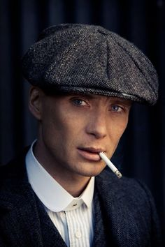 Cillian Murphy can peak on my blinders anytime
