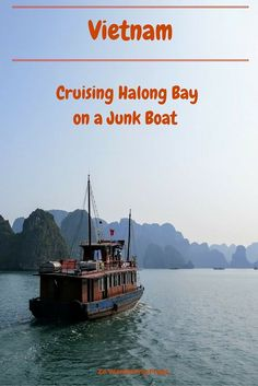 Cruising on Halong Bay was a must-do during our Vietnam trip and happened to be by far the best way to discover this UNESCO World Heritage site.