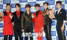 #Dream_Concert_2012 #12052012 #2PM #Taecyeon #Chansung #Junho #Junsu #Nichkhun #Wooyoung #Red_Carpet