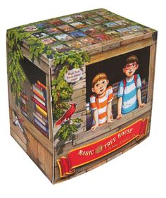 #Read11Books Magic Any of the Tree House Boxed Set: Books 1-28 - Paperback - The Scholastic Store